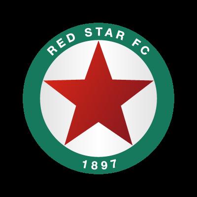 Red Star FC (2012) logo vector logo