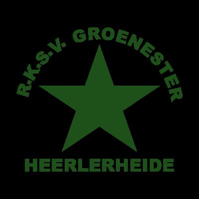 RKSV Groene Ster logo vector logo