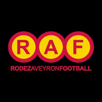 Rodez Aveyron Football logo vector logo