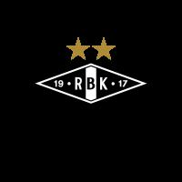 Rosenborg BK (Current script) logo