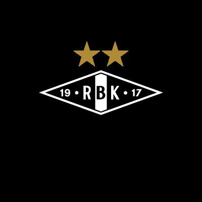 Rosenborg BK (Current script) logo vector logo