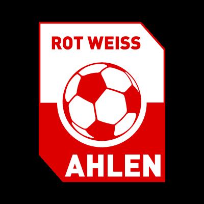 Rot-WeiB Ahlen logo vector