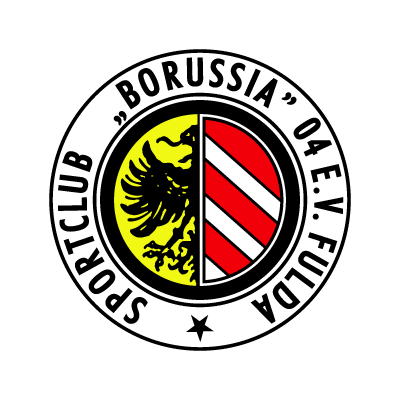 SC Borussia 04 Fulda logo vector logo