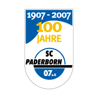 SC Paderborn 07 (Jahre) logo