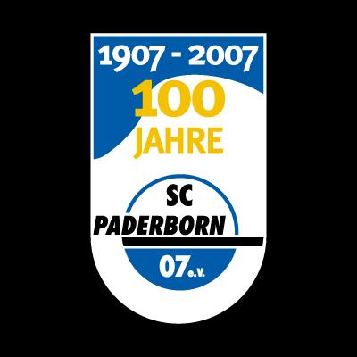 SC Paderborn 07 (Jahre) logo vector logo