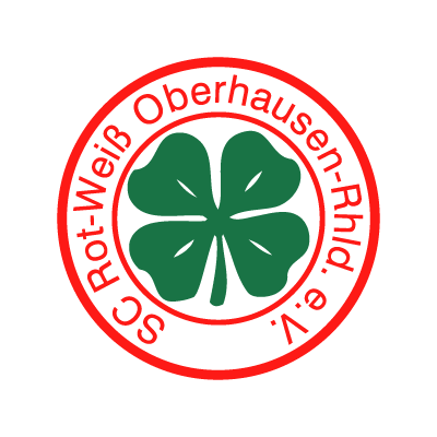 SC Rot-WeiB Oberhausen logo vector logo