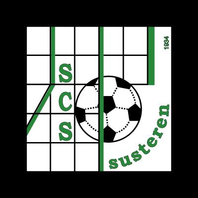 SC Susteren logo vector logo