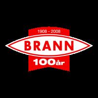 SK Brann (100 Years) logo