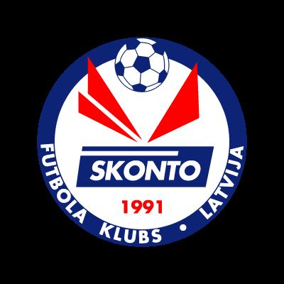 Skonto FK logo vector logo