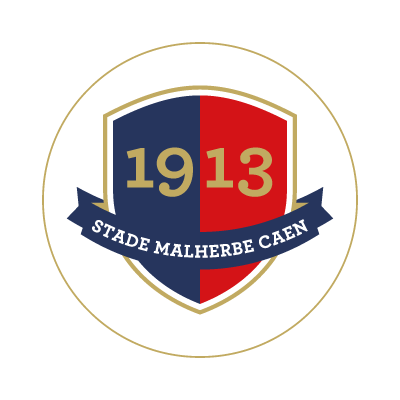 Stade Malherbe Caen (1913) logo vector logo