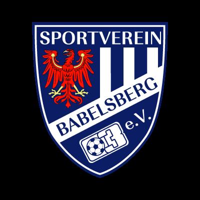 SV Babelsberg 03 logo vector logo