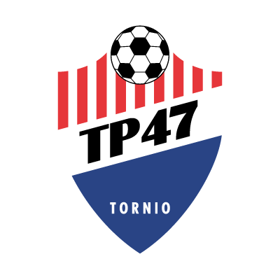 Tornion Pallo-47 logo vector logo
