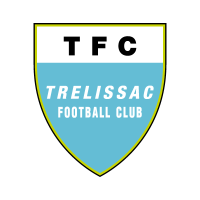 Trelissac FC logo vector logo