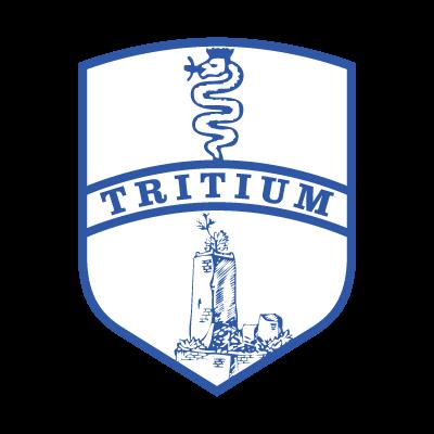 Tritium Calcio 1908 logo vector logo