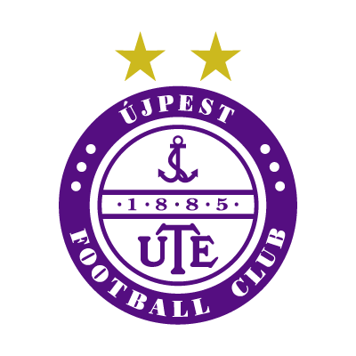 Ujpest FC logo vector logo
