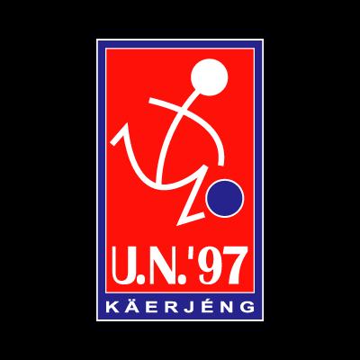 UN Kaerjeng'97 logo vector logo