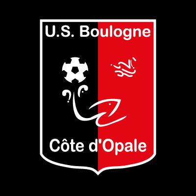 US Boulogne Cote d'Opale logo vector logo