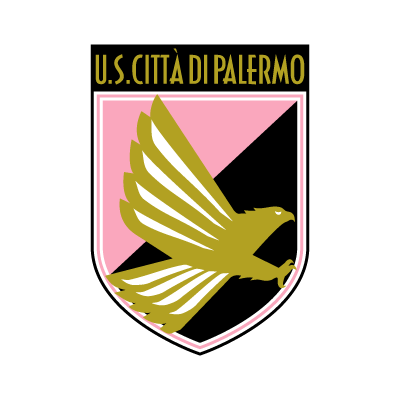 US Citta di Palermo logo vector logo