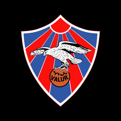Valur Reykjavik (1911) logo vector logo