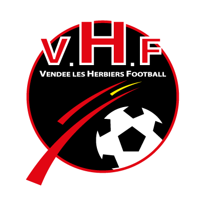 Vendee Les Herbiers Football logo vector logo