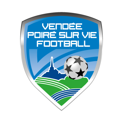 Vendee Poire-sur-Vie Football (2012) logo vector logo