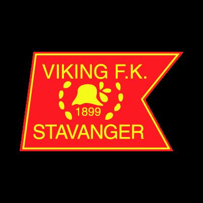 Viking FK logo vector logo