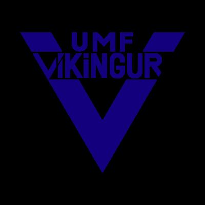 Vikingur Olafsvik logo vector logo