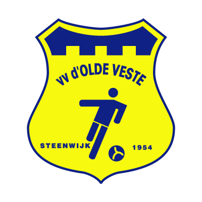 VV d'Olde Veste '54 logo vector logo
