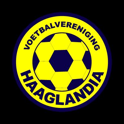 VV Haaglandia logo vector logo