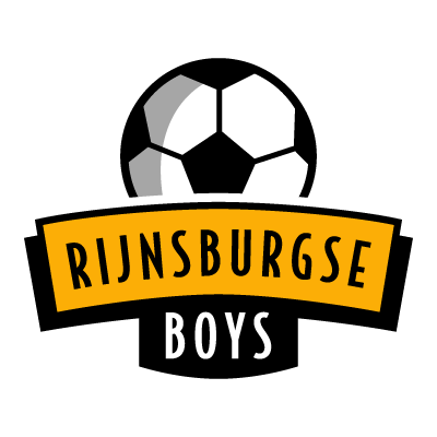 VV Rijnsburgse Boys logo vector logo