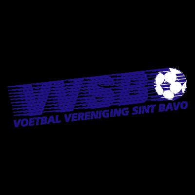 VV Sint Bavo logo vector logo