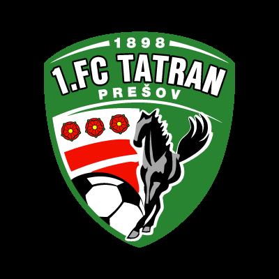 1. FC Tatran Presov logo vector logo
