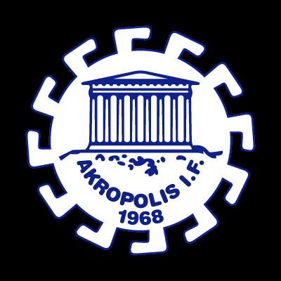 Akropolis IF logo vector logo