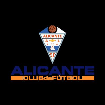 Alicante C.F. (2009) logo vector logo