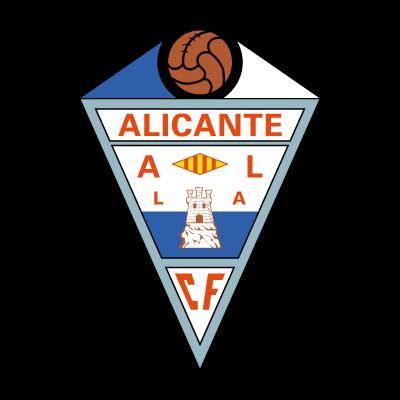 Alicante C.F. logo vector logo