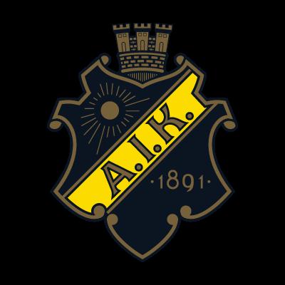 Allmanna Idrottsklubben logo vector logo