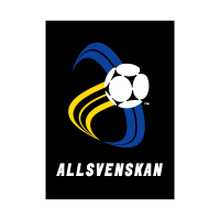 Allsvenskan (Black) logo