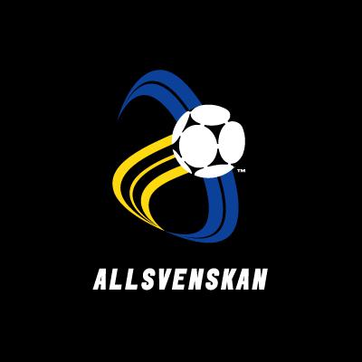 Allsvenskan (Black) logo vector logo