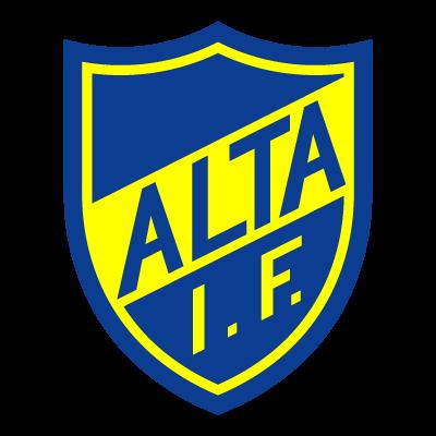 Alta IF logo vector logo