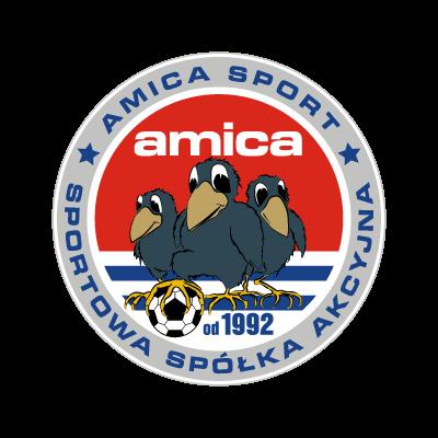 Amica Sport SSA logo vector logo