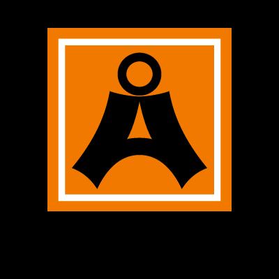 Asane Fotball logo vector logo