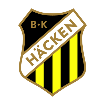 Bollklubben Hacken (Current) logo vector logo
