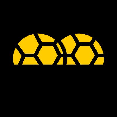 Bollklubben Hacken (Old) logo vector logo