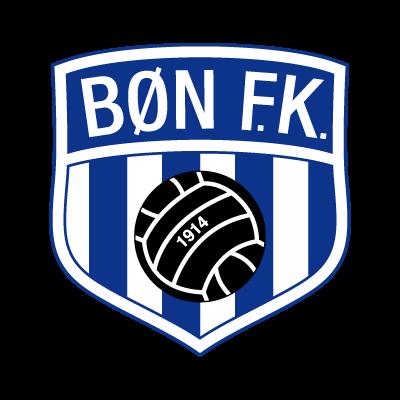 Bon FK logo vector logo