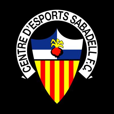 C.E. Sabadell FC logo vector logo