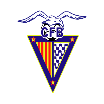 C.F. Badalona logo vector logo