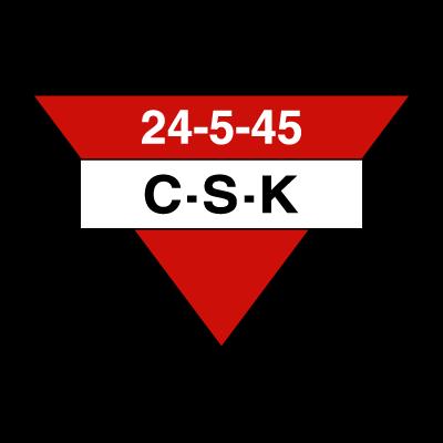 Charlottenlund SK logo vector logo