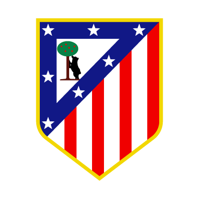 Atlético Madrid logo vector logo