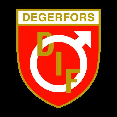 Degerfors DIF logo vector logo