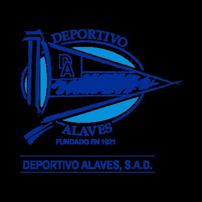 Deportivo Alaves logo vector logo